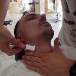 Afeitado profesional