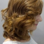 shag color caramelo