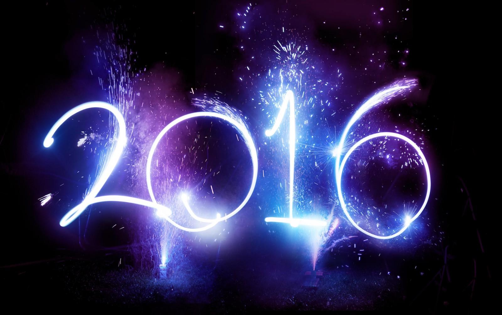 Llegó 2016